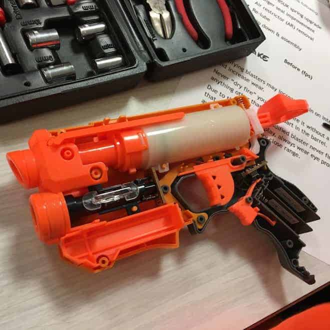 Video: Foam Dart Thunder Modshop 1