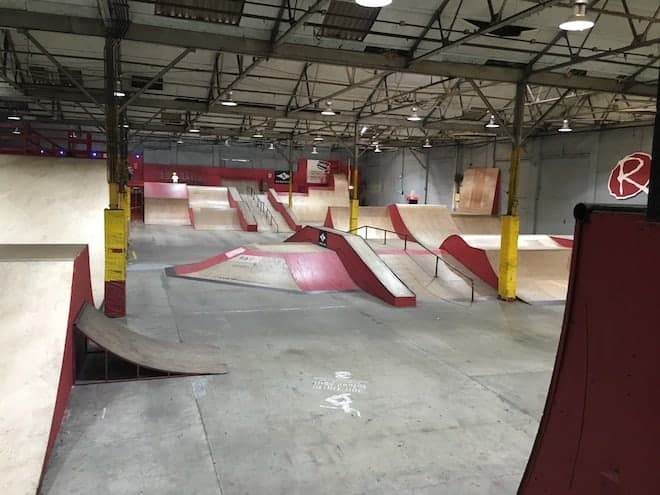 Skate Park Expansion!