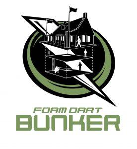 Foam Dart Bunker Nerf War