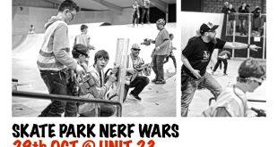 Foam Dart Thunder Nerf Party Unit 23