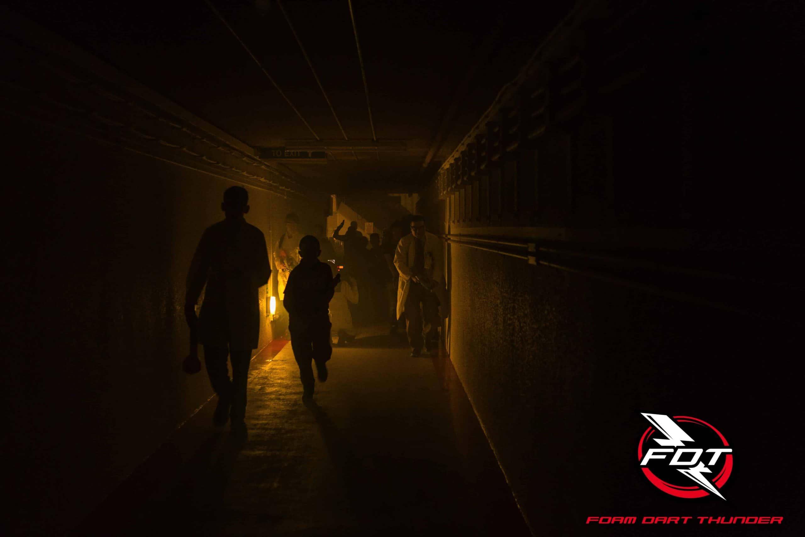 Foam Dart Bunker – Defend The Core Video 2!
