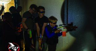 Foam Dart Bunker Main Mission