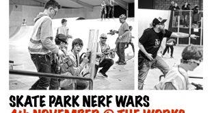 Foam Dart Thunder The Works 5 Nerf War