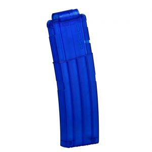 Foam Dart Thunder Nerf Party Blue mag