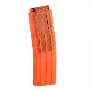 Foam Dart Thunder Nerf Party Orange Mag