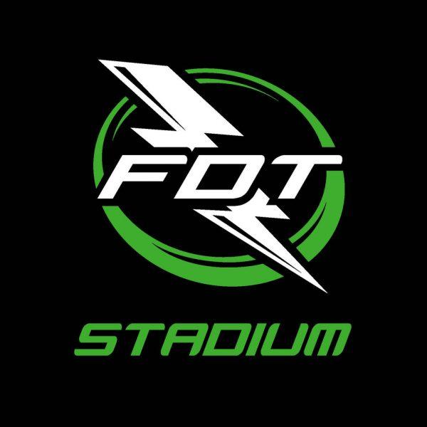 Foam Dart Thunder Stadium logo 005