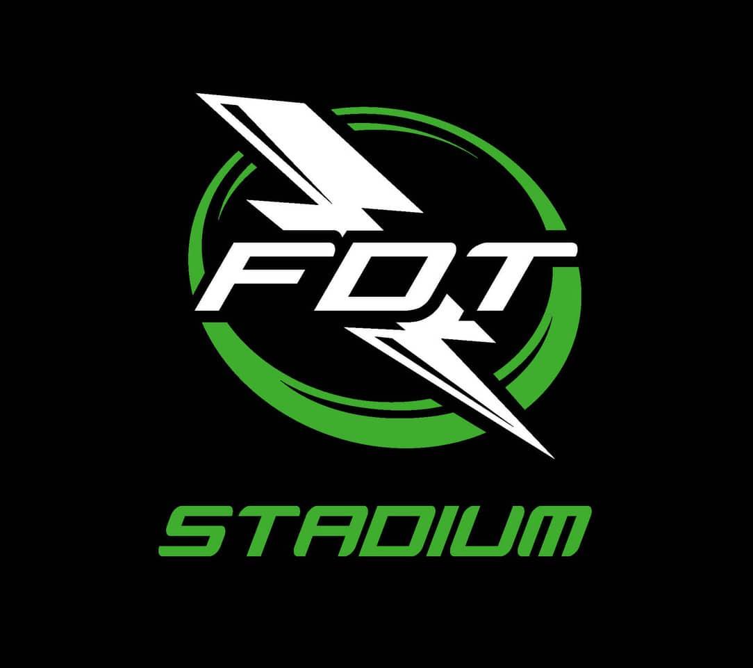 Foam Dart Thunder Stadium logo 001