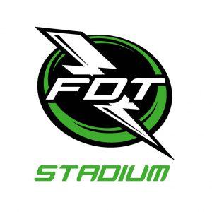 Foam Dart Thunder Stadium logo 002