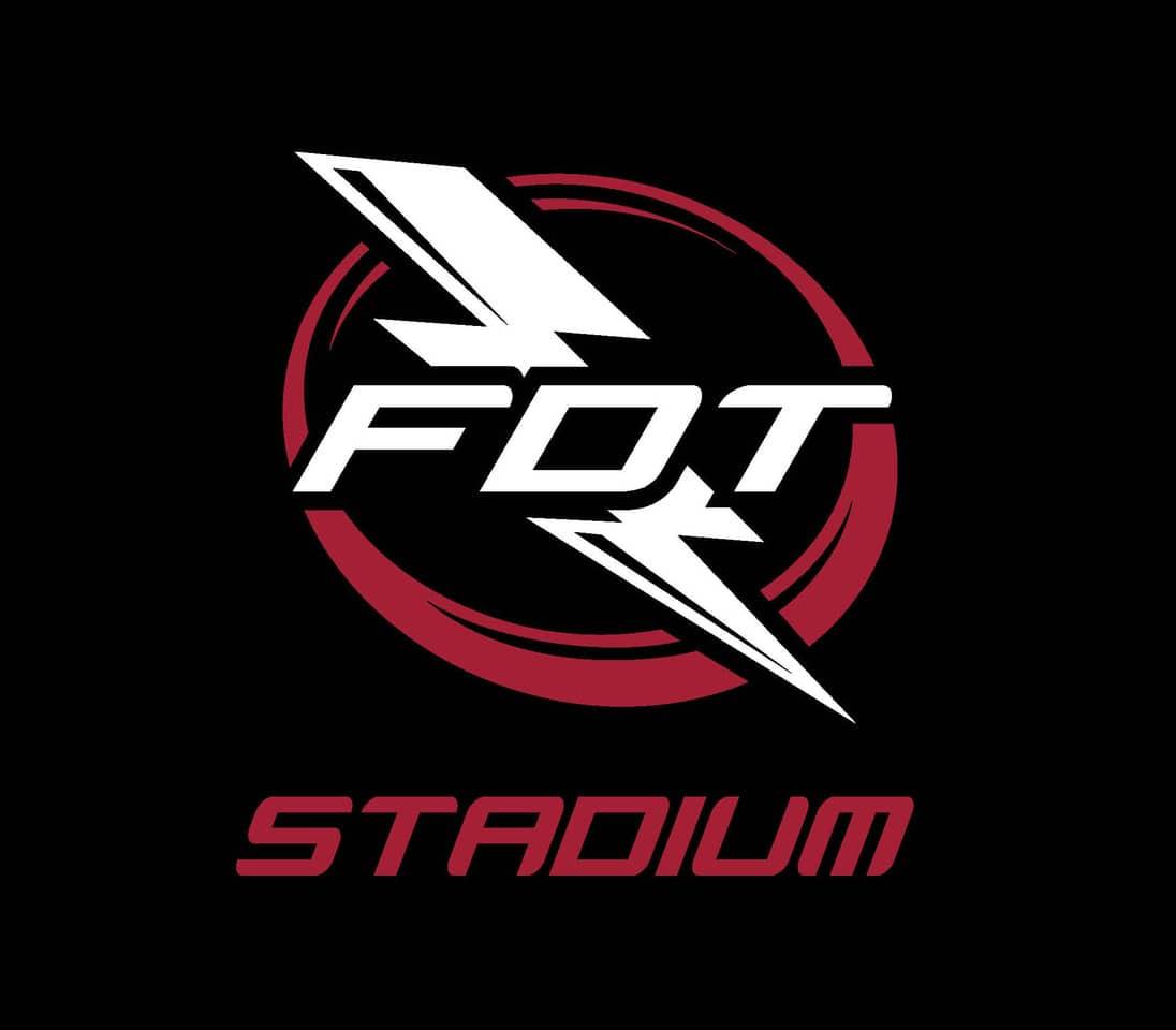 Foam Dart Thunder Stadium logo 003