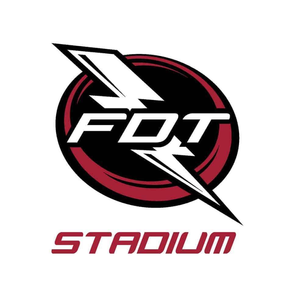 Foam Dart Thunder Stadium logo 004