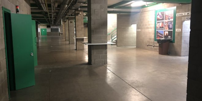 Foam Dart Thunder Stadium Lower Level