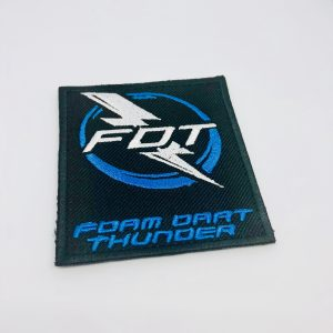 Foam Dart Thunder Patch