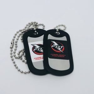 Foam Dart Thunder Dog Tags