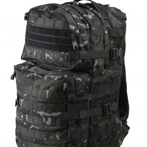 Foam Dart Thunder Assault Pack 40 Litre BTP Black 001