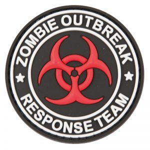 Foam Dart Thunder Zombie Patch Response Team