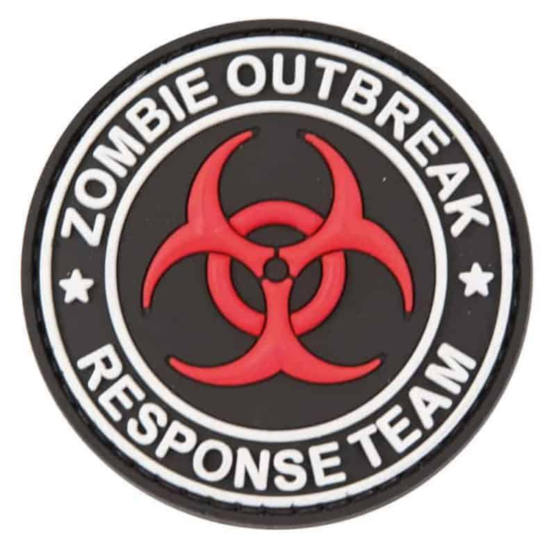 Foam Dart Thunder Zombie Patch Response Team