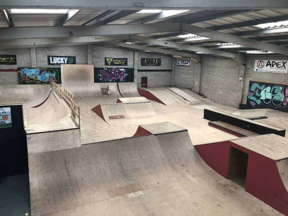 New skate park event! Override in Jarrow, South Shields!