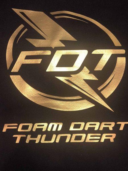 Foam Dart Thunder Legacy Gold