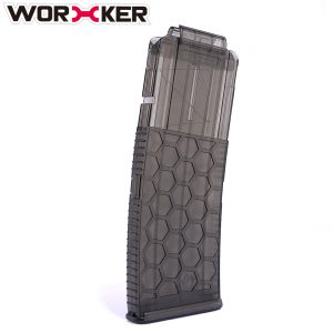 Foam Dart Thunder Nerf Worker Mag 15